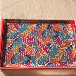 Lily Pulitzer picture frame